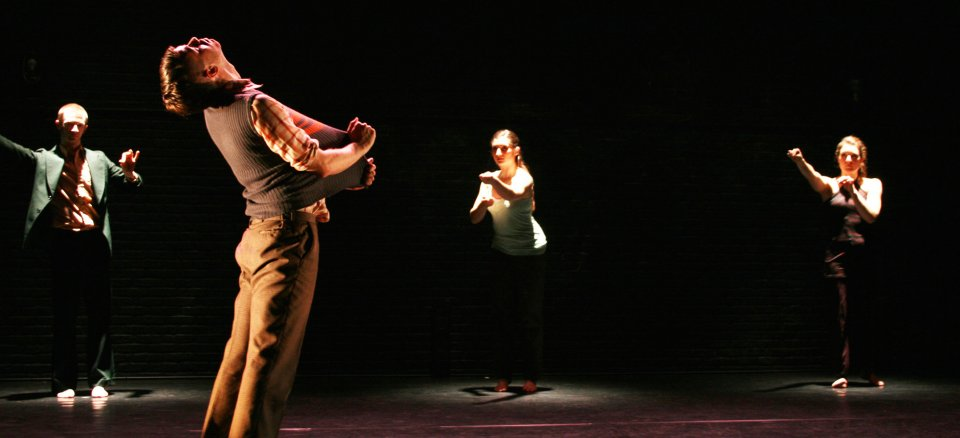 Relative Danger (2008) -  a Retina Dance Company production